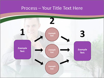 Young businessman PowerPoint Templates - Slide 92