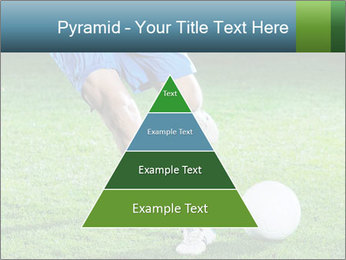 Soccer player PowerPoint Template - Slide 30