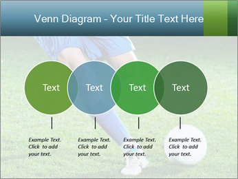 Soccer player PowerPoint Template - Slide 32