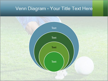 Soccer player PowerPoint Template - Slide 34