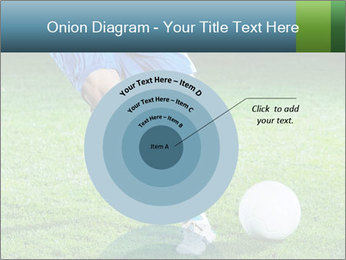 Soccer player PowerPoint Template - Slide 61