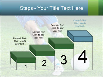 Soccer player PowerPoint Template - Slide 64