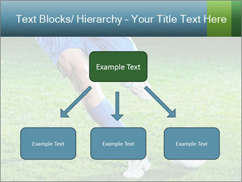 Soccer player PowerPoint Template - Slide 69