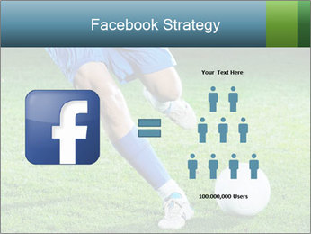 Soccer player PowerPoint Template - Slide 7