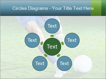 Soccer player PowerPoint Template - Slide 78