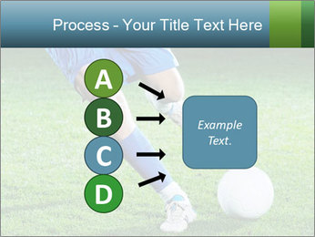 Soccer player PowerPoint Template - Slide 94