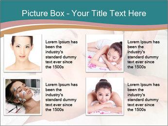 Professional acupuncturist PowerPoint Template - Slide 14