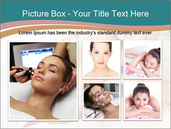Professional acupuncturist PowerPoint Templates - Slide 19