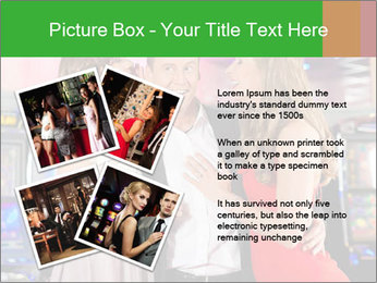 Three friends PowerPoint Template - Slide 23