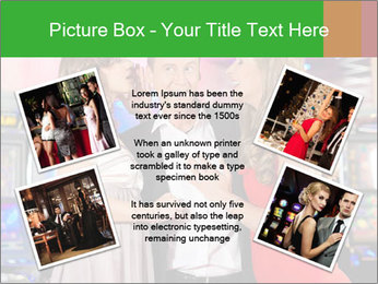 Three friends PowerPoint Template - Slide 24