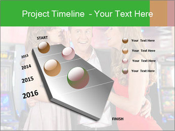 Three friends PowerPoint Template - Slide 26