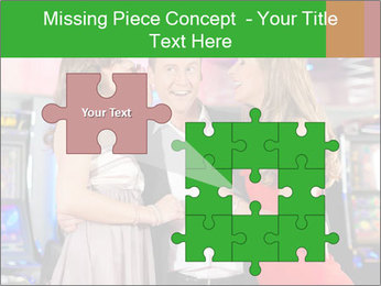 Three friends PowerPoint Template - Slide 45