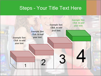 Three friends PowerPoint Template - Slide 64