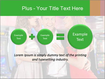 Three friends PowerPoint Template - Slide 75