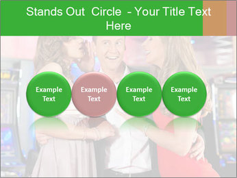 Three friends PowerPoint Template - Slide 76