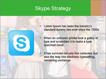 Three friends PowerPoint Template - Slide 8
