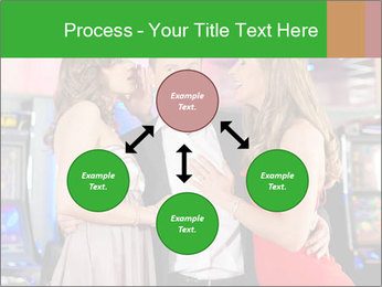 Three friends PowerPoint Template - Slide 91