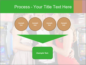 Three friends PowerPoint Template - Slide 93