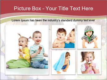Happy children PowerPoint Template - Slide 19