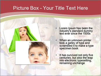 Happy children PowerPoint Template - Slide 20