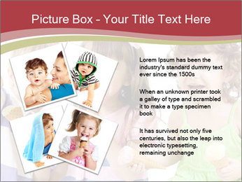 Happy children PowerPoint Template - Slide 23