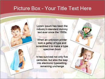 Happy children PowerPoint Template - Slide 24
