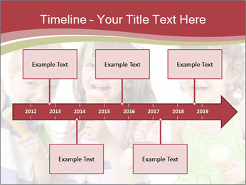 Happy children PowerPoint Template - Slide 28