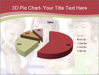 Happy children PowerPoint Templates - Slide 35