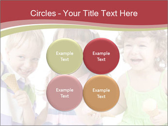 Happy children PowerPoint Template - Slide 38