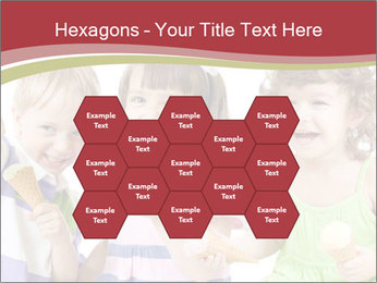 Happy children PowerPoint Template - Slide 44