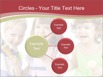 Happy children PowerPoint Template - Slide 79