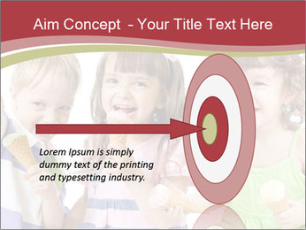 Happy children PowerPoint Template - Slide 83