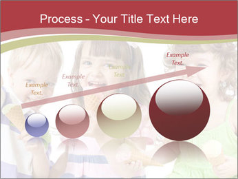 Happy children PowerPoint Templates - Slide 87