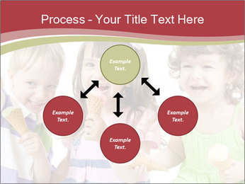 Happy children PowerPoint Template - Slide 91