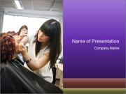 Beauty spa PowerPoint Template