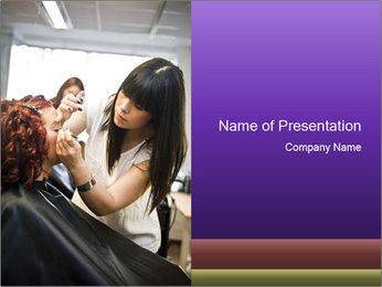 Beauty spa PowerPoint Template - Slide 1