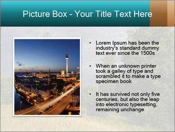 Castle tower PowerPoint Template - Slide 13