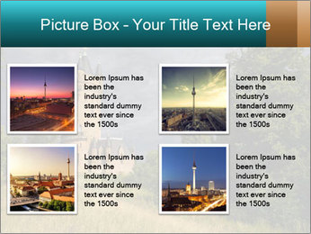 Castle tower PowerPoint Template - Slide 14