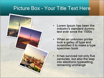 Castle tower PowerPoint Template - Slide 17