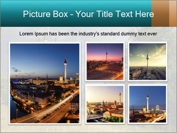 Castle tower PowerPoint Template - Slide 19
