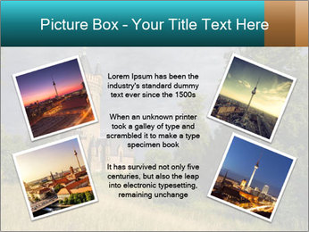 Castle tower PowerPoint Template - Slide 24