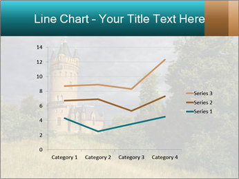 Castle tower PowerPoint Template - Slide 54