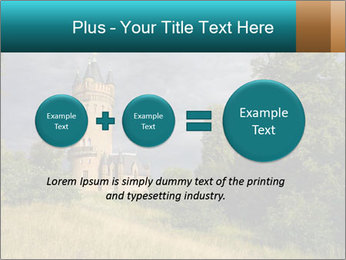 Castle tower PowerPoint Template - Slide 75