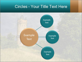 Castle tower PowerPoint Template - Slide 79