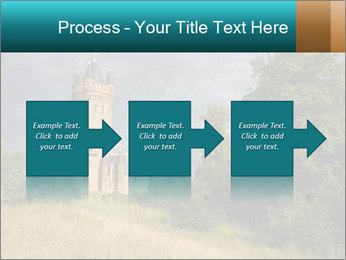 Castle tower PowerPoint Template - Slide 88