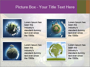 Earth egg PowerPoint Templates - Slide 14