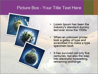Earth egg PowerPoint Templates - Slide 17