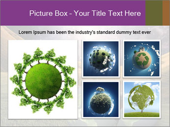 Earth egg PowerPoint Templates - Slide 19
