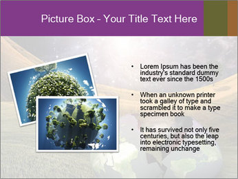 Earth egg PowerPoint Templates - Slide 20