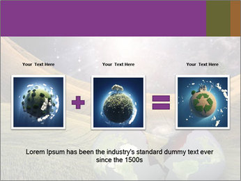 Earth egg PowerPoint Templates - Slide 22